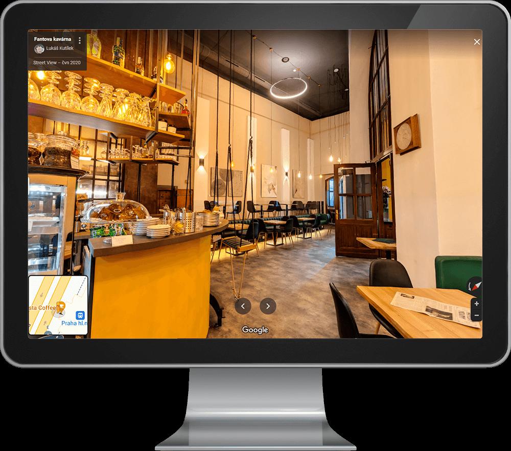Virtuální prohlídka na GMB - INNOIT